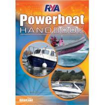 RYA Powerboat Handbook, 9781910017029