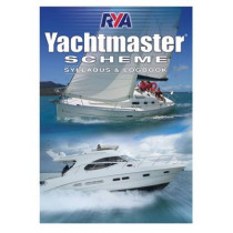 Yachtmaster Scheme Syllabus & Logbook by Royal Yachting Association, 9781910017074