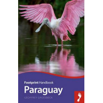 Paraguay by Geoff Groesbeck, 9781910120514