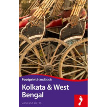 Kolkata & West Bengal by Vanessa Betts, 9781910120873