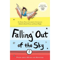 Falling Out of the Sky: Poems About Myths and Legends by Rachel Piercey, 9781910139189