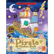 Pirate: Sticker Book by Margot Channing, 9781910184097