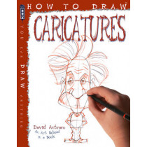 How To Draw Caricatures by David Antram, 9781910184813