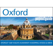 Oxford PopOut Guide: Handy pocket size Oxford city guide with pop-up Oxford city map by PopOut Maps, 9781910218211