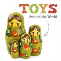 Toys Around the World by Joanna Brundle, 9781910512883