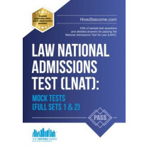 Law National Admissions Test (LNAT): Mock Tests by How2Become, 9781910602829