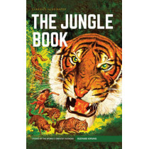 The Jungle Book by Rudyard Kipling, 9781910619841