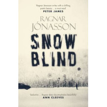 Snowblind by Ragnar Jonasson, 9781910633038