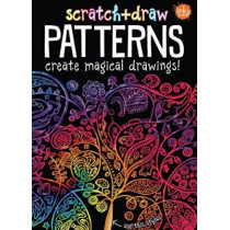Scratch & Draw Patterns: Create Magical Drawings by Elisabeth Golding, 9781910766002