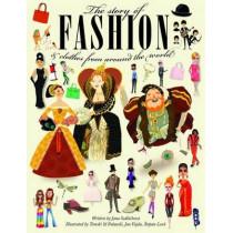 The Story Of Fashion by Jana Sedlackova, 9781911242352