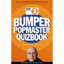 Bumper Popmaster Quiz Book by Phil Swern, 9781911346074