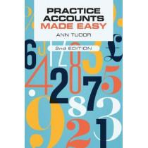 Practice Accounts Made Easy by Ann Tudor, 9781911510109