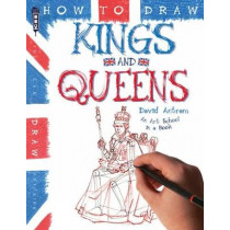 How To Draw Kings and Queens by David Antram, 9781912006892