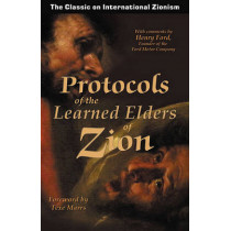 Protocols of the Learned Elders of Zion by Texe Marrs, 9781930004566