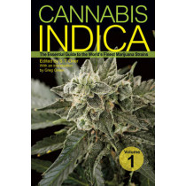 Cannabis Indica Vol. 1: The Essential Guide to the World's Finest Marijuana Strains by S.T. Oner, 9781931160810