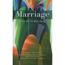 Marriage: A Fortress for Well-Being by Elizabeth Marquadt, 9781931847636