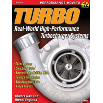 Turbo: Real World High-Performance Turbocharger Systems by Jay Miller, 9781932494297