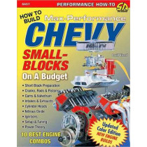 How to Build Max Performance Chevy Small Blocks on a Budget! by David Vizard, 9781932494846