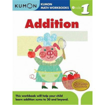 Grade 1 Addition by Publishing Kumon, 9781933241494