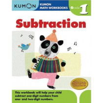 Grade 1 Subtraction by Publishing Kumon, 9781933241500