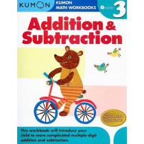 Grade 3 Addition & Subtraction by Publishing Kumon, 9781933241531