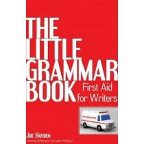 Little Grammar Book by Joe Hayden, 9781933338996