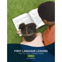 First Language Lessons: Level 1 by Jessie Wise, 9781933339443