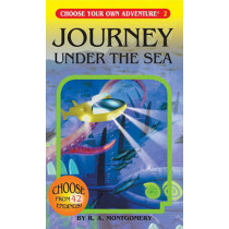 Journey Under the Sea by R A Montgomery, 9781933390024