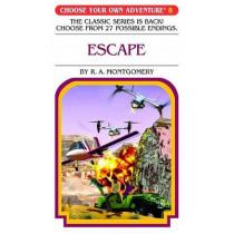 Escape by R A Montgomery, 9781933390086