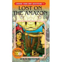 Lost on the Amazon by R A Montgomery, 9781933390093