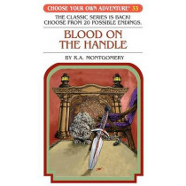 Blood on the Handle by R A Montgomery, 9781933390338