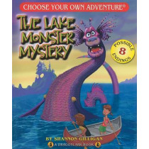 The Lake Monster Mystery by Shannon Gilligan, 9781933390604
