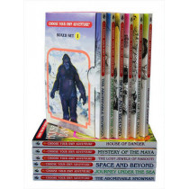 Box Set #6-1 Choose Your Own Adventure Books 1-6:: Box Set Containing: The Abominable Snowman, Journey Under the Sea, Space and Beyond, the Lost Jewels of Nabooti, Mystery of the Maya, House of Danger by R A Montgomery, 9781933390918