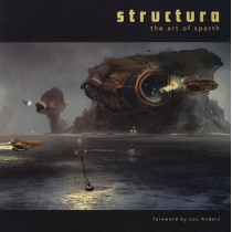 Structura: The Art of Sparth by Sparth, 9781933492254