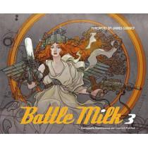 Battle Milk 3 by James Gurney, 9781933492704
