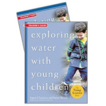 Exploring Water with Young Children Trainer's Set with DVD by Ingrid Chalufour, 9781933653174