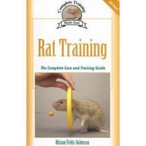 Rat Training: A Comprehensive Beginner's Guide by Miriam Fields-Babineau, 9781933958682