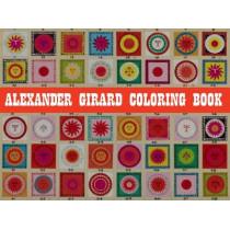 Alexander Girard Coloring Book by Alexander Girard, 9781934429860