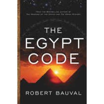 The Egypt Code by Robert Bauval, 9781934708491