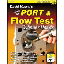 David Vizard's How to Port & Flow Test Cylinder Heads by David Vizard, 9781934709641