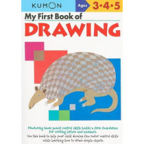 My First Book of Drawing by Publishing Kumon, 9781934968024