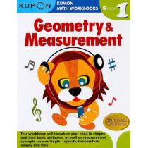 Grade 1 Geometry & Measurement by Publishing Kumon, 9781934968178