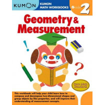 Grade 2 Geometry & Measurement by Publishing Kumon, 9781934968314