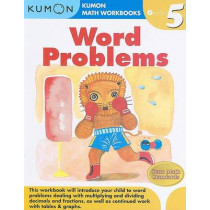 Grade 5 Word Problems by Publishing Kumon, 9781934968383