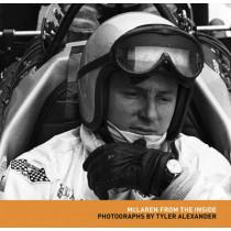 McLaren from the Inside by Tyler Alexander, 9781935007180
