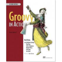 Groovy in Action by Dierk Konig, 9781935182443