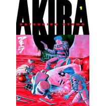 Akira Volume 1 by Katsuhiro Otomo, 9781935429005
