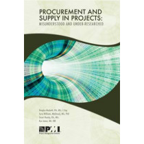 Procurement and supply in projects: misunderstood and under-researched by Project Management Institute, 9781935589549