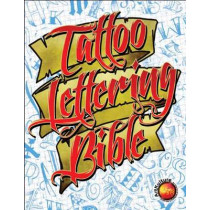 Tattoo Lettering Bible by Superior Tattoo, 9781935828921