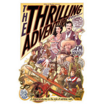 The Thrilling Adventure Hour by Ben Acker, 9781936393961